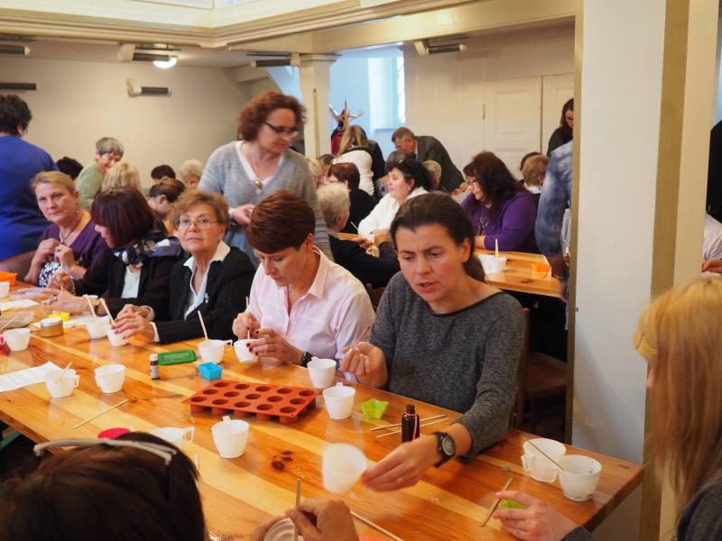 I. diecezjalne śniadanie dla kobiet - Toruń 2016